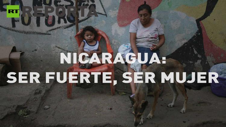 """""""O sobrevives tú o sobrevive el otro"""": La incesante lucha de las mujeres nicaragüenses"""
