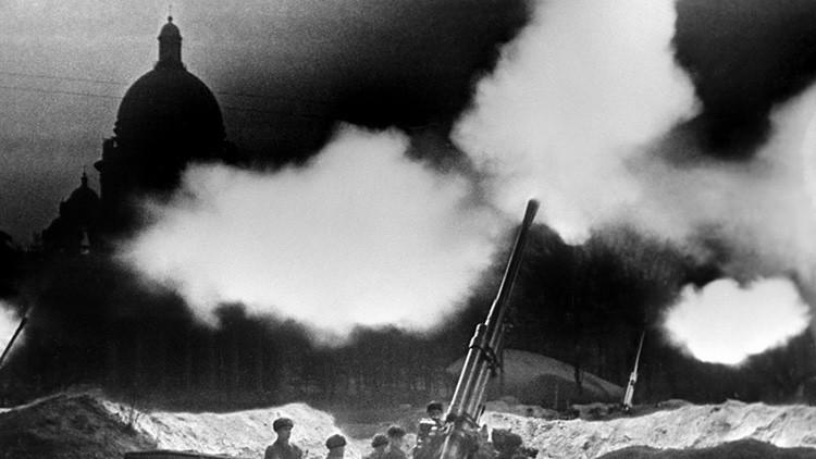 La mayor tragedia humana de Leningrado, en imágenes
