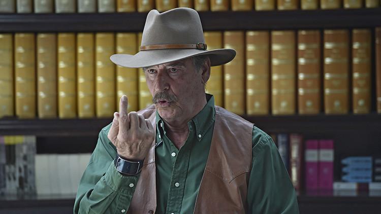"""Vicente Fox a Trump: """"Tuviste que recular, los mexicanos te ganamos la partida"""""""