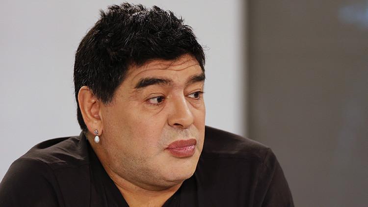 """Maradona confiesa cuándo cometió el """"peor error de su vida"""""""