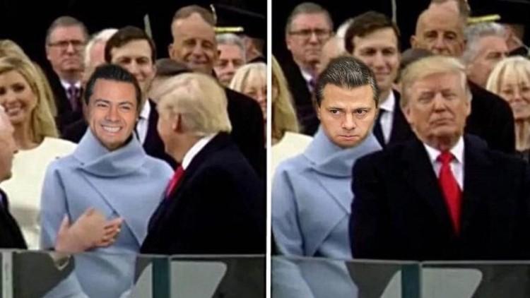 Las mejores bromas sobre el muro de Trump que circulan por Internet