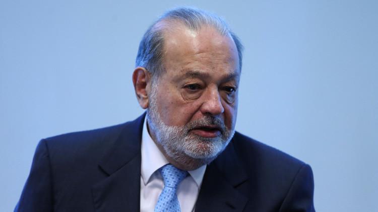 """Carlos Slim: """"No tengo Twitter, no sé de qué me estás hablando"""" (Video)"""