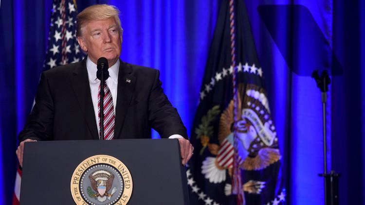 Trump ordena al Pentágono que revise el estado de las fuerzas nucleares del país
