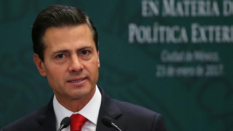 El presidente de México envía 1.000 millones de pesos para ayudar a los inmigrantes en EE.UU.