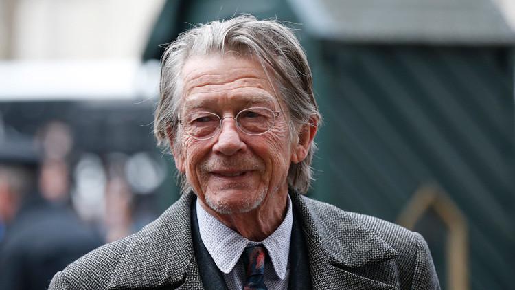 Muere el legendario actor británico John Hurt a los 77 años