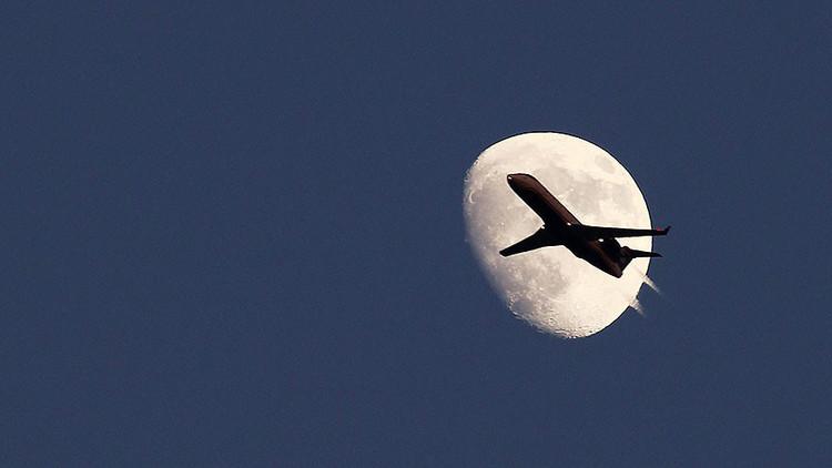 La NASA advierte del peligro de la radiación espacial para los vuelos de aviones a gran altura