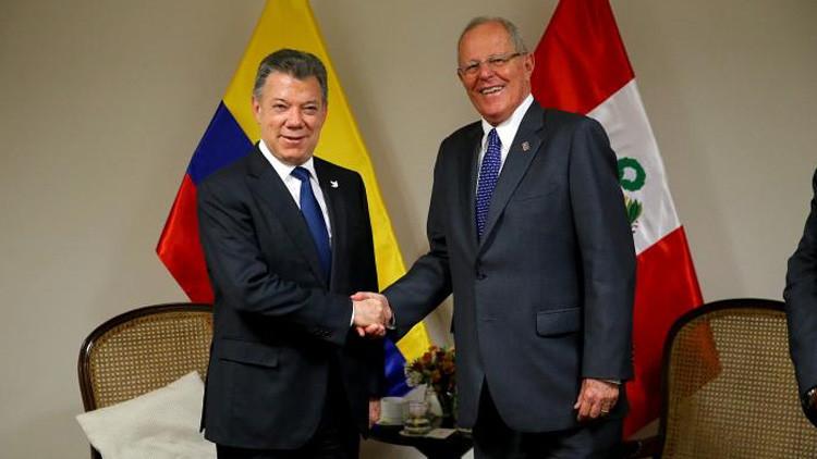 Colombia y Perú confirman su apoyo a México en su disputa con EE.UU.
