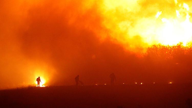 Chile, sacudido por los incendios forestales más asoladores de su historia