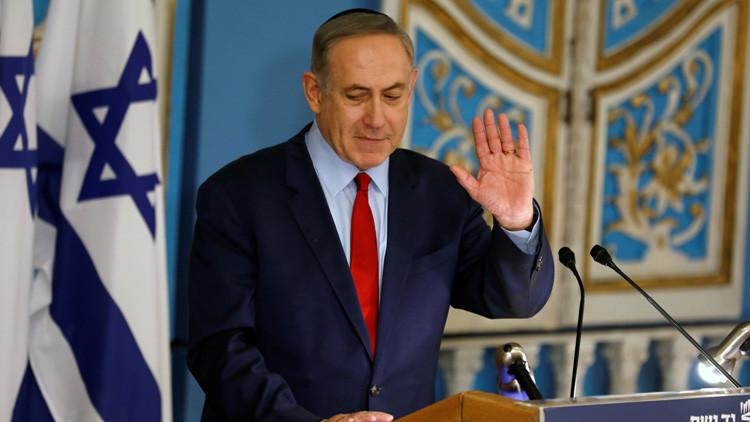 """""""Una gran idea"""": Netanyahu respalda a Trump en la construcción del muro fronterizo"""