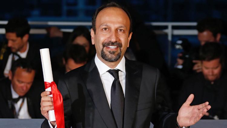 El director iraní nominado al Óscar no podrá asistir a la ceremonia por el decreto de Trump