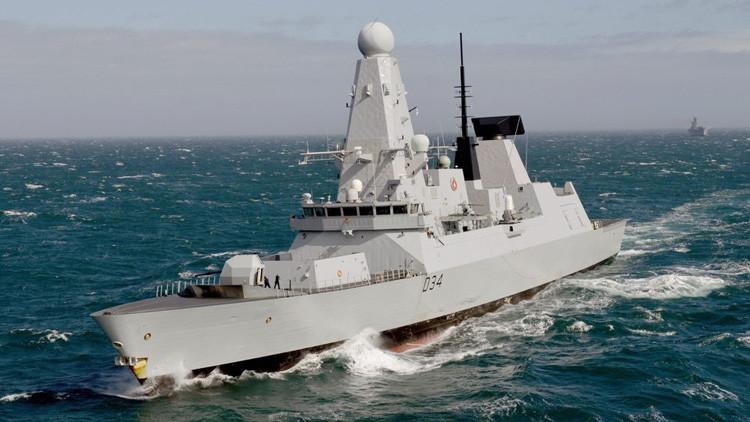 Reino Unido enviará un buque de guerra al mar Negro por primera vez desde la Guerra Fría