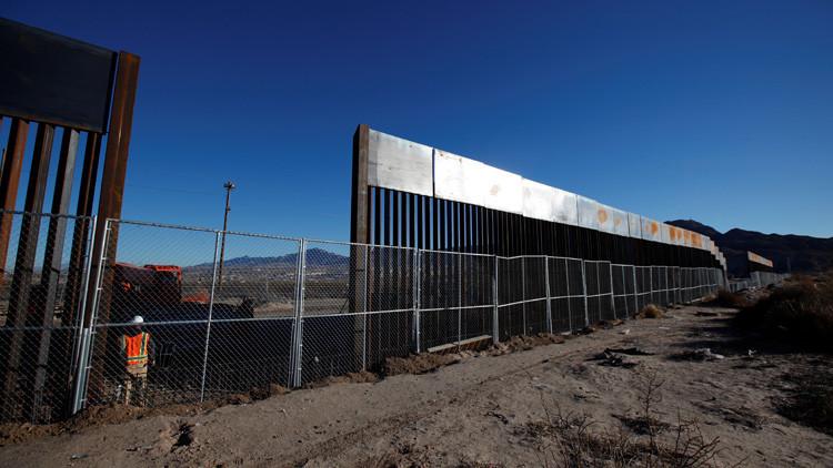 La Casa Blanca lanza nuevas ideas sobre cómo financiar el muro fronterizo entre EE.UU. y México