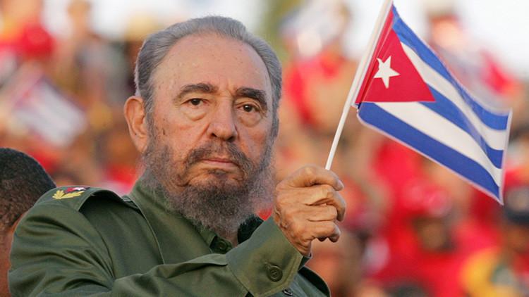 Moscú dedicará una plaza a Fidel Castro