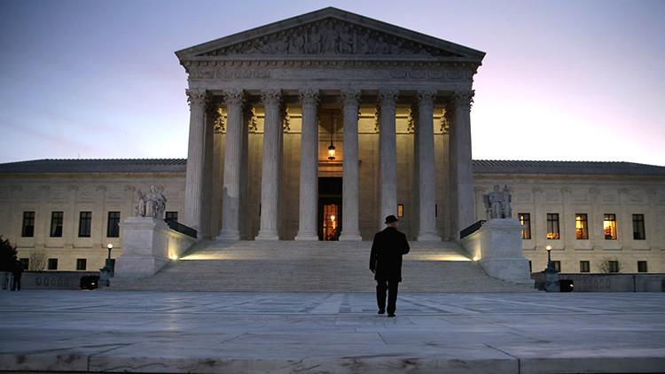 La Casa Blanca 'borra' al poder judicial de su web