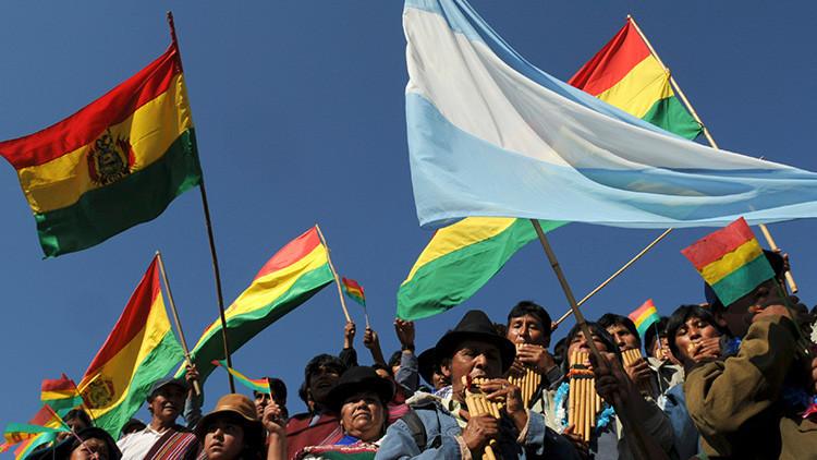 'El Trump argentino' propone construir un muro con Bolivia