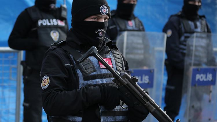 Reportan un ataque armado en un restaurante de Estambul