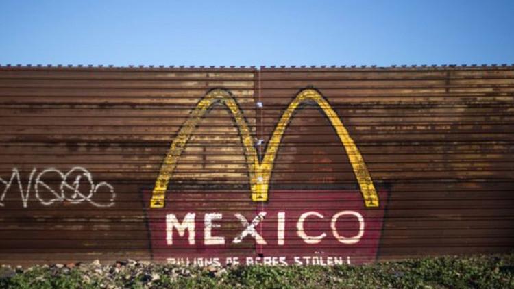 """""""México no pagará el muro, EE.UU. se lo cobrará por la fuerza"""""""