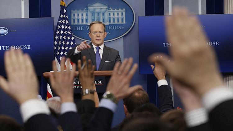 9 citas del portavoz de Trump sobre las decisiones del presidente