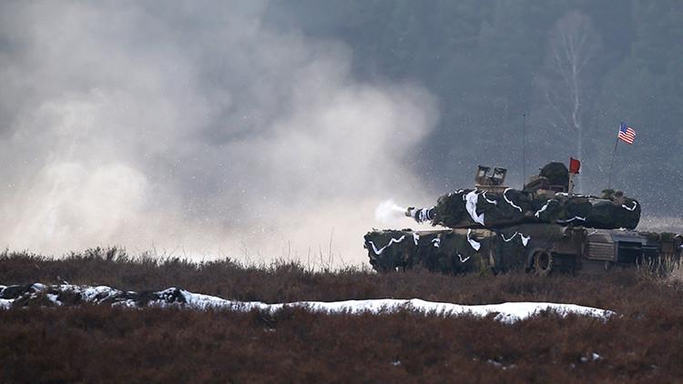 EE.UU. y Polonia inician los mayores ejercicios militares conjuntos (VIDEO)