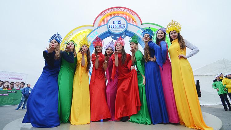 Rusia presenta el XIX Festival Mundial de la Juventud y los Estudiantes en la ONU