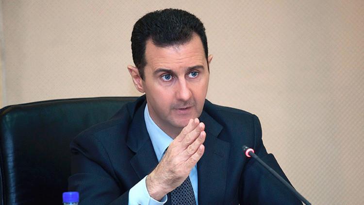 """Al Assad: """"Siria y Venezuela se exponen a presiones por la fidelidad a su soberanía"""""""