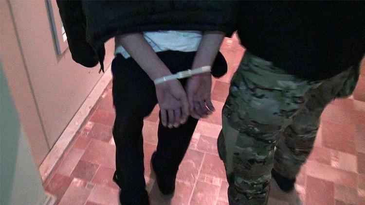 Detienen a una célula que preparaba ataques terroristas en Año Nuevo en Moscú