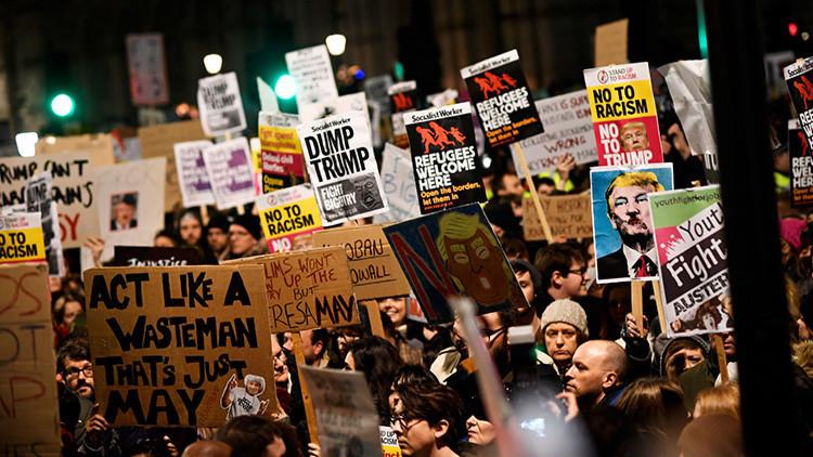 """""""Medidas recíprocas"""": ¿Cómo reaccionaron diferentes países a la 'prohibición musulmana' de Trump?"""