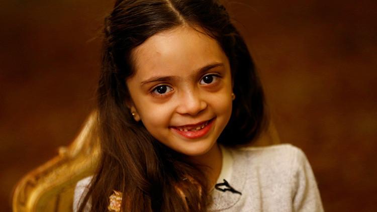 """""""¿Cómo una niña de 7 años puede decir 'por favor, que Assad no gane'?"""""""