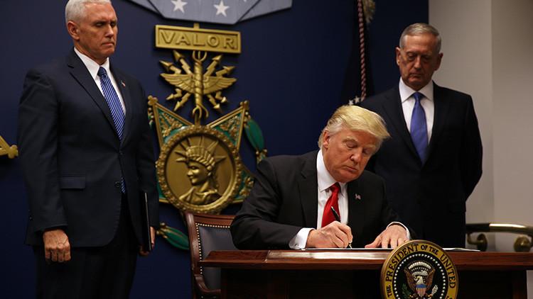 El veto de Trump: ¿Por qué esos siete países y no otros?
