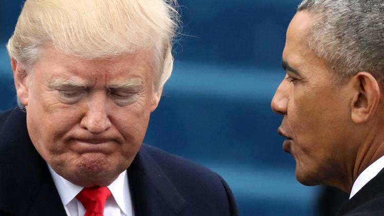 ¿Se enfrentará Barack Obama a Donald Trump por sus polémicas medidas?