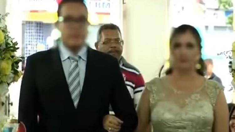 Un hombre irrumpe en una boda y dispara contra los invitados en Brasil (FUERTE VIDEO)