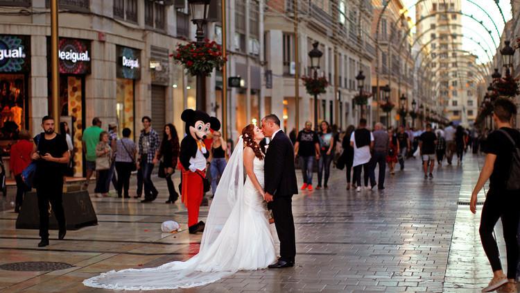 Matrimonio Catolico España : España ya no se casa por la iglesia rt