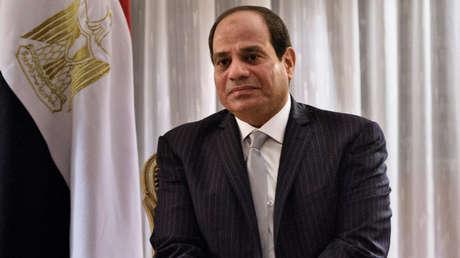 El presidente de Egipto, Abdel Fattah al Sisi.