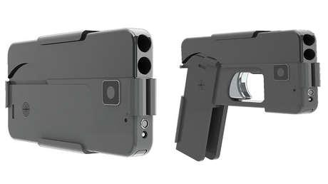 Pistola desarrollada por la empresa estadounidense 'Ideal Conceal'
