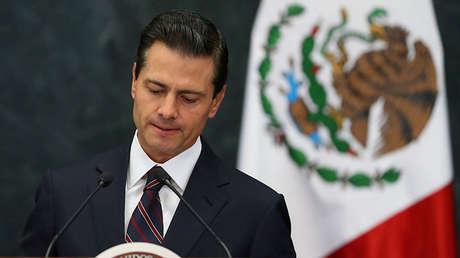 El presidente mexicano Peña Nieto