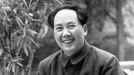 Mao Zedong, el primer presidente de la República Popular China