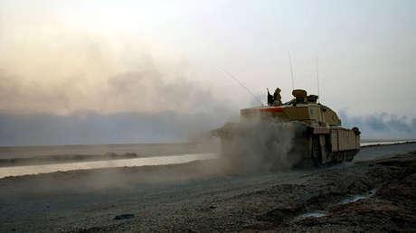 Tanque principal de combate Challenger 2