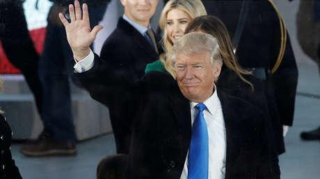 El presidente elector de EE.UU. Donald Trump