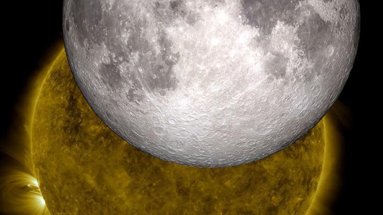 Hallan en la Luna antiguo oxigeno originario de la Tierra