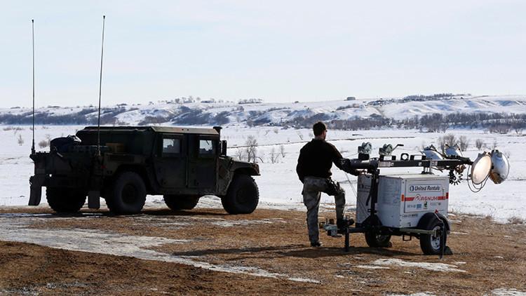 Ingenieros militares buscarán reiniciar la construcción del oleoducto Dakota Access en EE.UU.