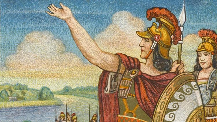Desvelan dónde se encontraba el legendario testamento de Alejandro Magno