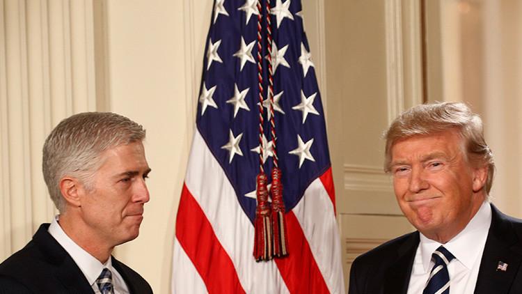 ¿Pueden los demócratas torpedear el nombramiento del candidato de Trump para la Corte Suprema?