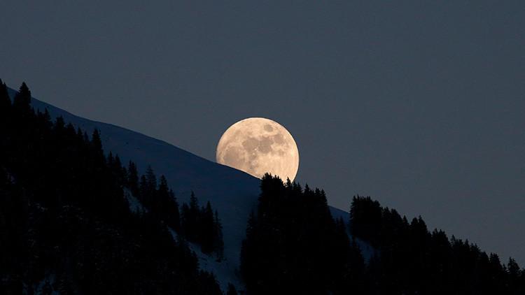 ¿Cuándo colisionará la Tierra con la Luna? Los científicos tienen la respuesta