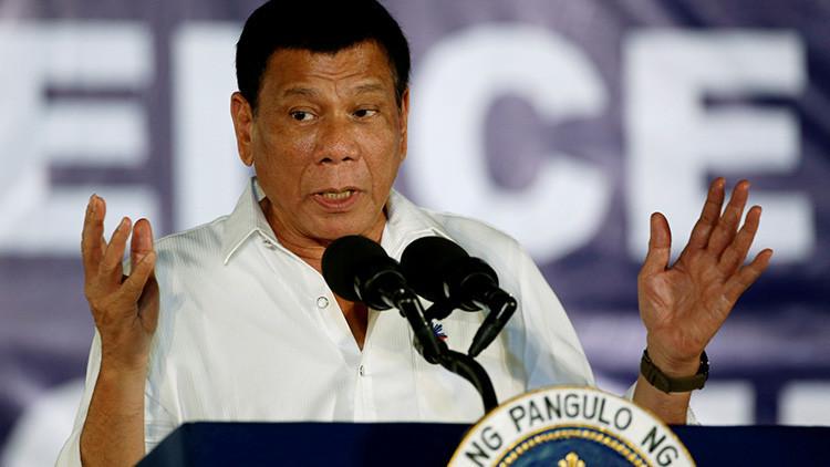 """Filipinas: Duterte dijo que """"está abierto"""" a recibir refugiados tras la prohibición de EE.UU."""