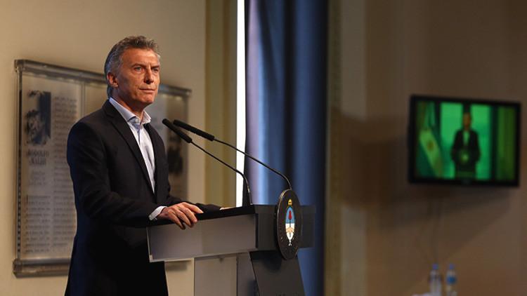 Gobierno argentino asegura que su política migratoria es distinta a la de Trump