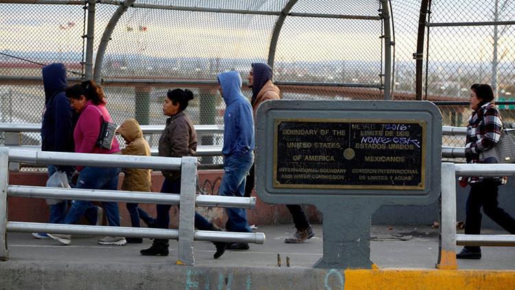 Las ciudades fronterizas de EE.UU. también temen al muro de Trump