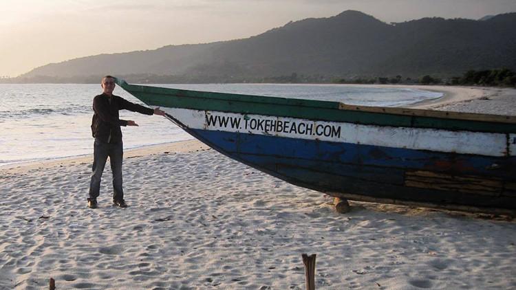 El trotamundos que recorrió todo el planeta en 9 años revela su experiencia en Latinoamérica (FOTOS)