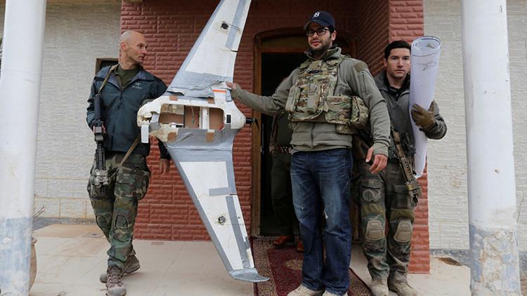 Drones, la nueva fuerza letal del Estado Islámico