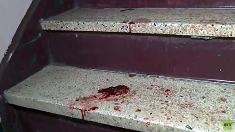 Vídeo: Las imágenes del horror en el interior de la mezquita atacada de Quebec