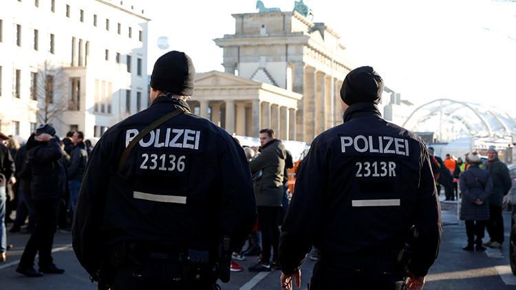 Policía alemana: Hay 285 potenciales terroristas viviendo en nuestro país